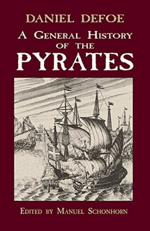 General History of the Pyrates (Dover Maritime)
