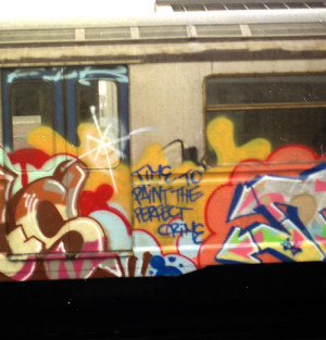 ... crime graffiti quote graffiti quote time to paint the perfect crime