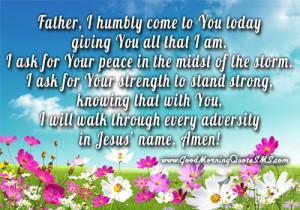 ... prayer quotes morning prayers morning prayer message image good