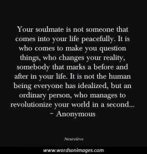 quotes for your soul mate