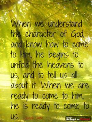 Inspirational and spiritual Joseph Smith Quotes (5)