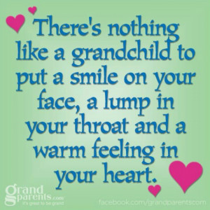 For the grandparents