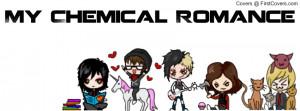 Shimeji MCR Profile Facebook Covers