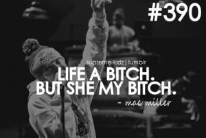 Mac Miller Love Quotes Mac miller lov.