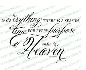 Predesigned Ready Made Scripture Bible Verses : A Season For ...