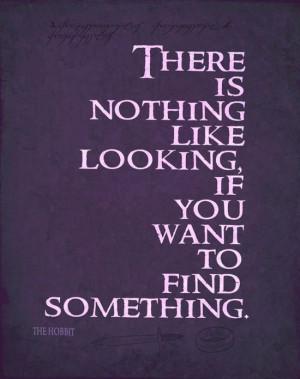 Hobbit Quotes