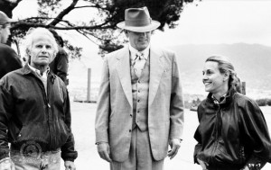 ... Nolte, Lili Fini Zanuck and Lee Tamahori in Mulholland Falls (1996