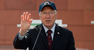 Ken Salazar is pictured. | AP Photo