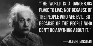 Albert Einstein [PHOTO SOURCE: http://peopleint.wordpress.com/2012/08 ...