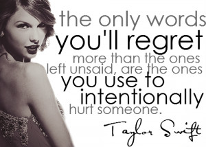 Taylor Swift Quote - taylor-swift Fan Art