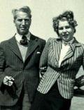 Fritz Pfeffer and Charlotte Kaletta
