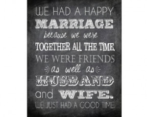 Rules For A Happy Marriage Quotes Happy marriage... rules