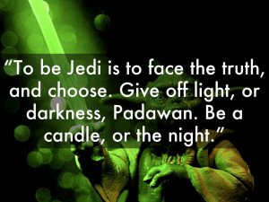 Quotes Collection: Wisdom Of Yoda