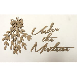 Under the Mistletoe (Titles Quotes and Sayings Under the mistletoe)