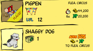 Snoopy Characters Pigpen