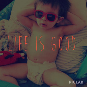 Cute Little Quotes About Life Life is good #cute #kids #milo