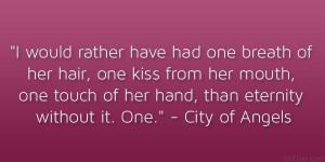 21 Greatest Romantic Movie Quotes ...   All Women Stalk