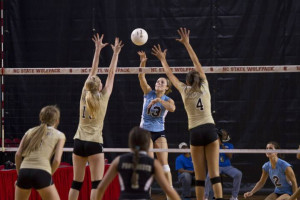 Volleyball Blocking Quotes