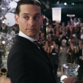 Nick Carraway in The Great Gatsby: Character Thursday (63)