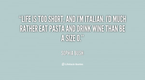 Italian Quotes About Life Preview quote