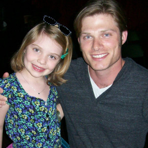 Chris Carmack And Girlfriend