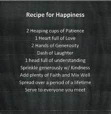 ... Heaping Cups of Patience 1 Heart Full of Love ~ Happiness Quote