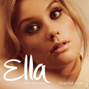 Ella Henderson debut album cover - Chapter One - due for release on 22 ...