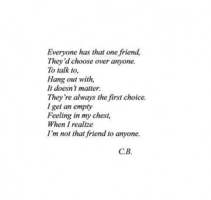 best friend, break up, food for thought, sad quote, true, tumblr quote