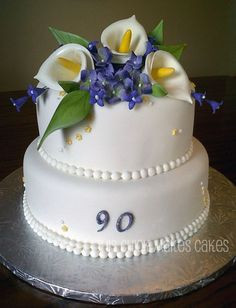 Grandma's 90th birthday by benandjaclyn on Pinterest | 90th ...