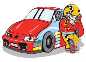 Race Car Driver Blog...