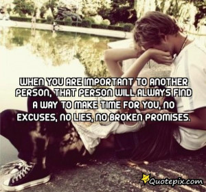 Quotes About Broken Promises And Lies Download this quote posted by: