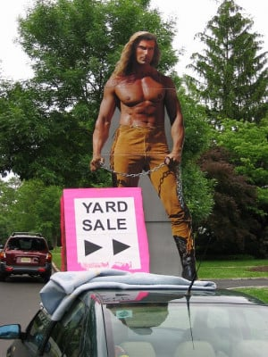 Funny Yard Sale Signs to Grab your Attention