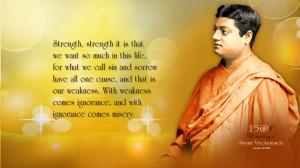 Swami Vivekananda Quotes HD Wallpaper 9