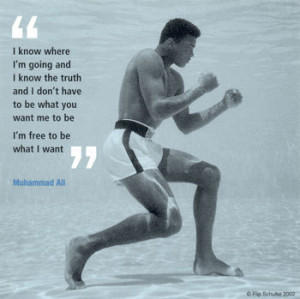 "Success Lessons from ""The Greatest"" – Muhammed Ali"