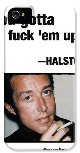 Quotes Iphone Cases - #halston #fashion #quotes iPhone Case by ...