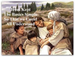 Jesus Quote, Jesus Children, Jesus simple, Understandable
