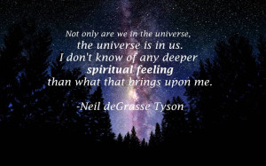 Quote via radio broadcast. Image via QuantumRevolution