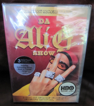 Da Ali G Show The Second Season 2 DVD HBO Original Series New in ...