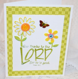 Summer Flowers Scripture Verse Note Cards Set of Three