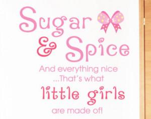 ... Transfer Art Girl's Bedroom Children's Nursery Rhyme Decoration Quote