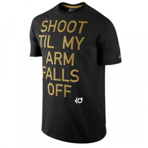 Nike KD Quote T-Shirt - Men's