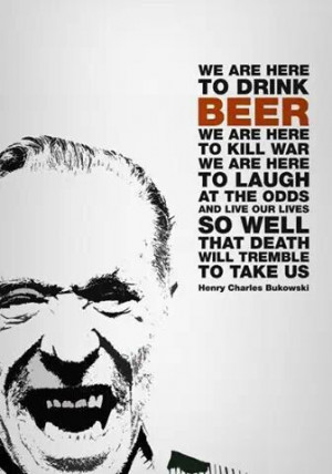 Charles Bukowski Quotes (27)