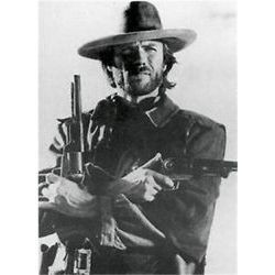 Canvas Print Called Outlaw