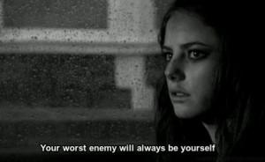 depressed depression sad suicidal suicide quotes pain eating disorder ...
