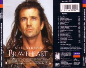 James Horner - Braveheart 1995 [FLAC] {OST}