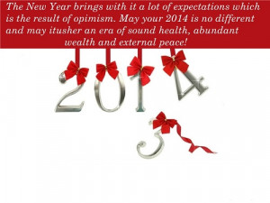 30+ Happy New Year 2014 Quotes