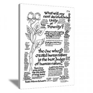CafePress > Wall Art > Canvas Art > Marriage Quotes Canvas Art