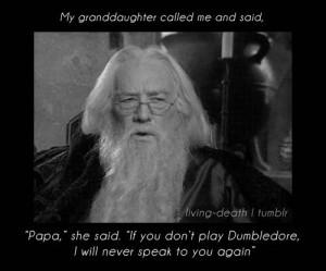 Things Harry Potter actors say – 10 pics