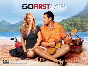 Drew Barrymore Drew 50 First Dates Wallpaper