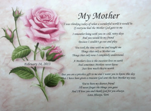 ... It Would Be if Everyone Had The Mother God Gave To Me - Mother Quote